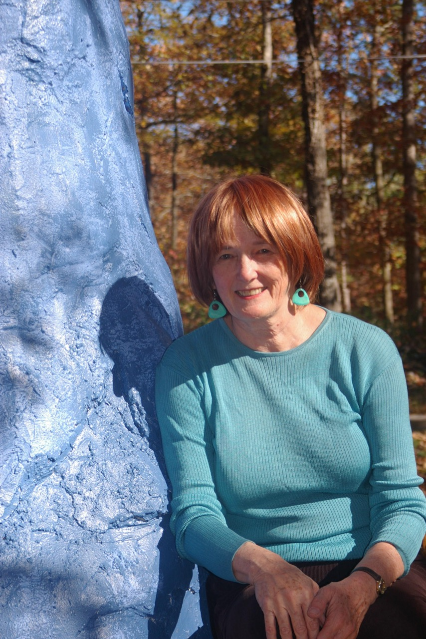 Barbara Cade and the Blue Rock